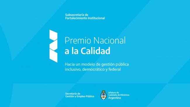 Premio Nacional a la Calidad   La D.I.M.E. obtuvo Galardón en Gestión a la Calidad